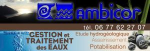 Ambicor : Microstation d'épuration Corse