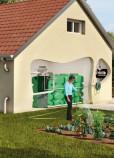 Installation système assainissement Corse